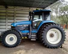 Tractor New Holland 8970 con Duales