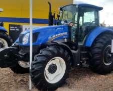 Tractor New Holland T6.130 San Antonio de Areco