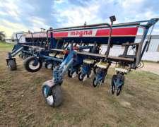 Sembradora Agroindustrial Magna de 14 a 52