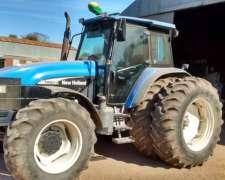 New Holland TM165 , 14000 HR, SE Entrega con Repuestos Nuevo