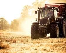Tractor Valtra S 354 - Caja CVT