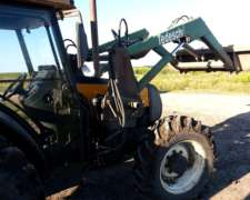 Tractor Valtra BL88 con Pala Frontal