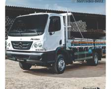 Mercedes Benz - Accelo 1016/37 - OKM - Entrega en 45 Dias