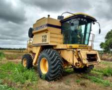 New Holland TR 98 año 1999 -rotor -plat 30 Pies