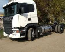 Scania G360 Automatico en muy Buen Estado