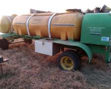 Cisterna 3000 Lts -baulera- Cajones Lat- 750 Lts Agua-bomba