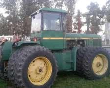Tractor John Deere 8440 año 1980