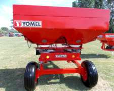 Esparcidora de Fertilizante Control 2024 A/P Marca Yomel