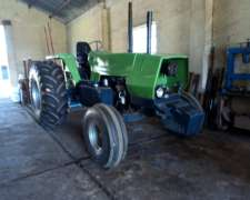 Deutz AX 4.120 Traccion Simple Restaurado Completo
