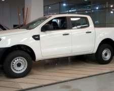 Ford Ranger 2.2 Xl Cabina Doble 4x2 Ventas Especiales