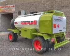 Tanque Combinado Acepla de 3000+750, Baulera y Cajones