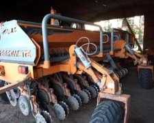 Sembradora Grano Fino Agrometal MX 23x21