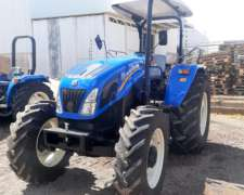 Tractor New Holland TT4.90 4wd - 0km