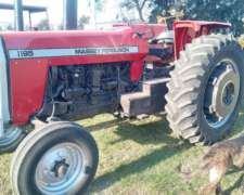 Massey Ferguson 1195 con Levante Hidraulico