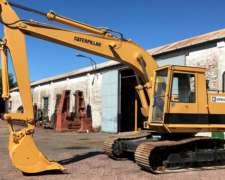 Excavadora CAT 225 LC Reacondicionada, Unica