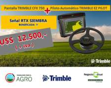 Banderillero Trimble Cfx 750 - Piloto Ez Trimble