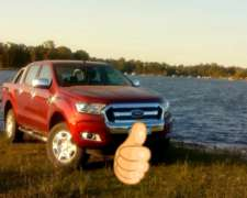 Camioneta Ford Range Modelo 2018xlt MOTOR3.2 Puma 19000km