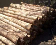 Postes De Itin - Leña - Carbon - Varillas