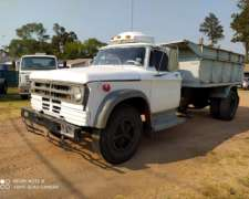 Dodge DP800 con Volcadora