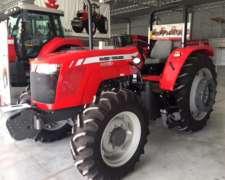 Tractor Massey Ferguson MF 4.283 con Tres Punto - Oferta