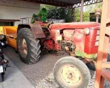 Tractor Fahr D -400