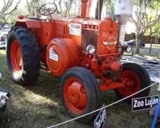 Pampa Tractores Museo Compra y Lanz y Otros