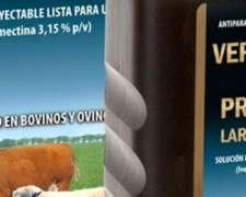 Ivermectina 3,15 Vermectin Premium la X500cc.