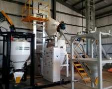 Plantas Alimento Balanceado P F C N 2.500 Kg/hs - Profarmer