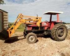 Vendo Massey Ferguson 1195 con Pala Frontal