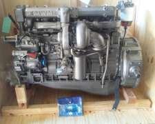 Motor Mwmw Nuevo 4-6 Cilindros -aplicacion Industrial