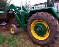 Tractor Deutz Fhar 65 con Pala