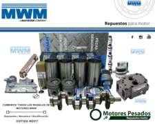 Repuestos MWM - Todo para TU Motor