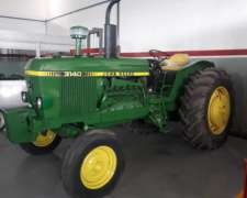 Tractor JD 3140 - 4/2 - 120 HP