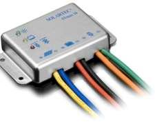 Controladores de Carga - Solartec
