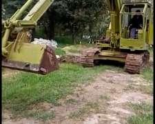 Excavadora Hidromac H 7