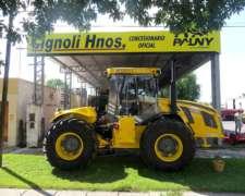 Tractor Pauny 500 EVO 200 CV . Cignoli Hnos.
