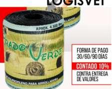 Promo Hilo para Arrolladora Prado Verde 4500/3000 Mts