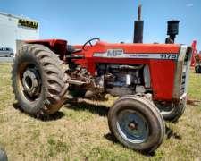 Tractor Massey Ferguson 1175 Ultima Serie año 1984
