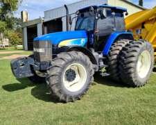 New Holland TM 7020 2012