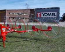 Rastrillo Lineal Yomel HRP 4