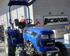 Tractor Lovol TE354 4X4 Tres Puntos Mecanico