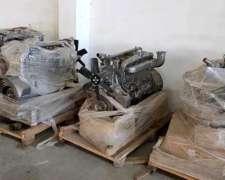Motor MWM 229- 6 Cilindro