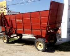 Carro Forrajero Mainero B400