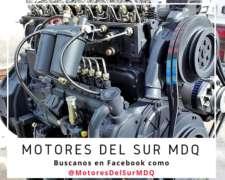 Motores Mercedes Benz 1114,1518,1620,1622,710