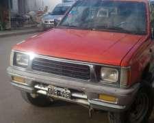 Mitsubishi L 200 4x4
