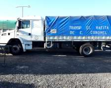 Chofer de Camion a Larga Distancia - Cosecha de Trigo-