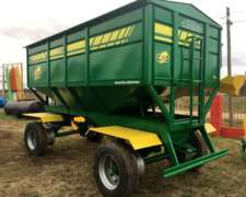 Tolva Semilla Fertilizante 18 Tt