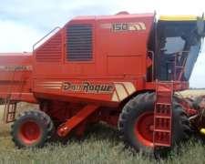 Cosechadora Don Roque 150 M