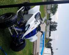 Liquido Espectacular Cuatriciclo Yamaha Raptor 350