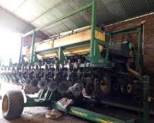 Vendo Tedeschi M99, Dobe Fertilización